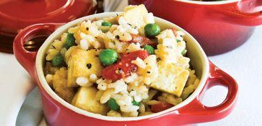 Tofu Paella