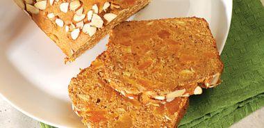 Apricot Earl Grey Tea Bread
