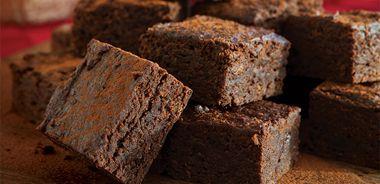 Mocha Date Brownies
