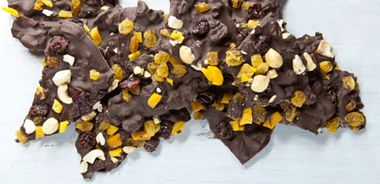 Chocolate Fruit Bark