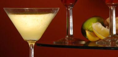 Honeydew and Grape Rooibos Spritzer