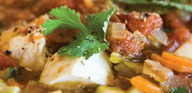 Tomato and Fish Stew