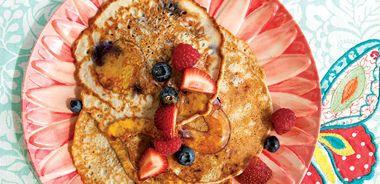 Zack's Healthy Pancakes