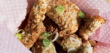 Faux Fried Chicken