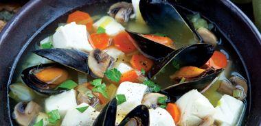 Normandy Fish Soup