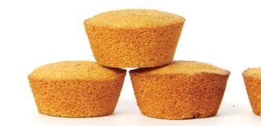 Lucretia's Cornmeal Muffins