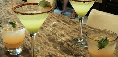 Kedros (Citrus) Cocktail