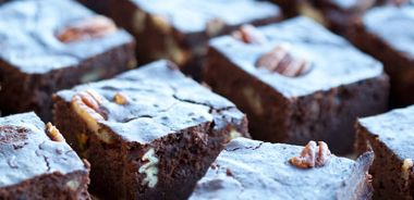 Double Chocolate Stout Brownies