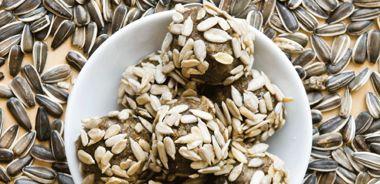 Sunflower Seed Balls