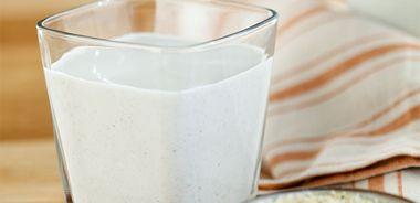 Easy Vanilla Hemp Milk