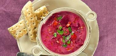 Luscious Lentil Soup