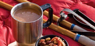 Hot Chocolate Protein Shake