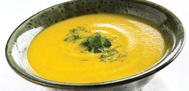 Spiced Golden Beet Soup