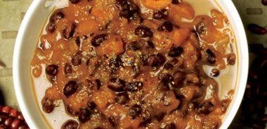 Curried Black Bean Stew