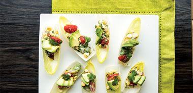 Vegetable Salsa Ceviche
