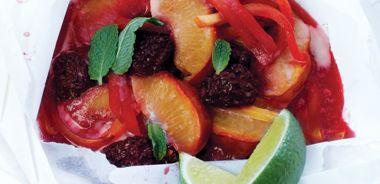 Fruity Coconut Salad