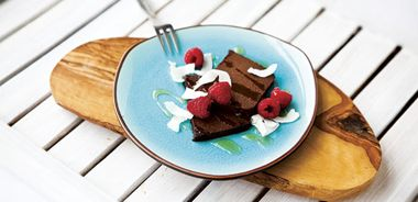 Chocolate Walnut Pâté