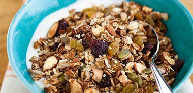 Protein-Packed Granola
