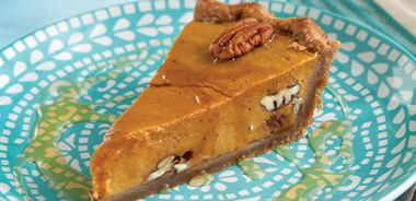 Butternut Pecan Pie