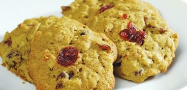 Green Matcha Tea Cookies
