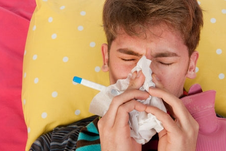 Why Do Elite Athletes Get Sick Before Critical Events?