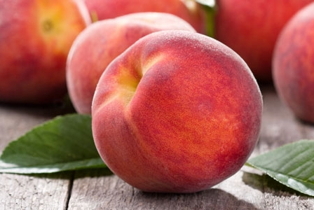 Today is Eat a Peach Day!