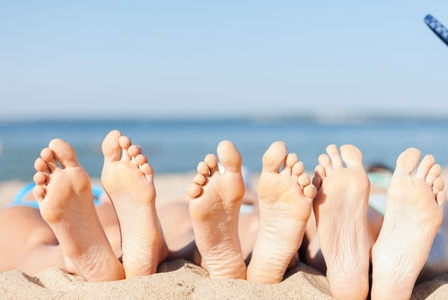 4 Simple Steps for Sandal-Ready Toes