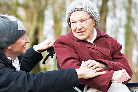 Supporting Caregivers During the Holidays