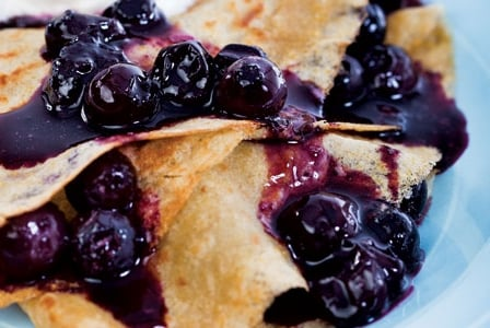 Sweet & Savoury Crepes