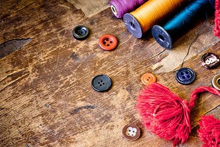Fibre Crafts Make a Comeback
