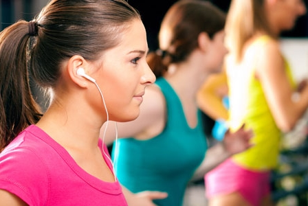 Working Out? Listen to Your Favourite Music