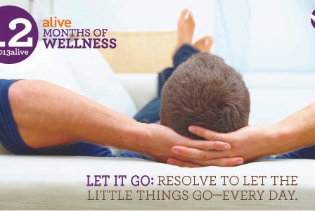 #2013alive: The alive Team is Trying to Let the Little Things Go - Are You?