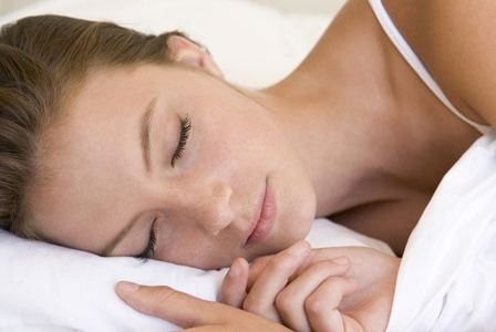 Catch Some Shut-eye - It Could be Good for Your Waistline