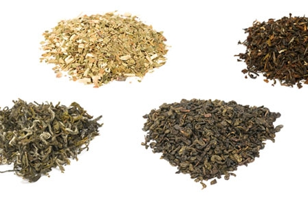 Types of tea, decoded
