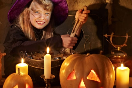 A safe - not ghoulish - Halloween