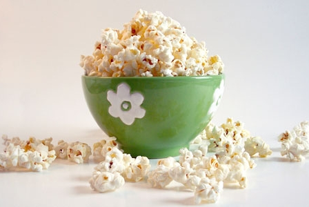 Popcorn: The Newest Superfood Inductee