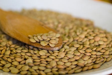 Eat more lentils; become more Canadian