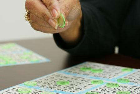 Bingo Helps Those with Visual Perception Problems