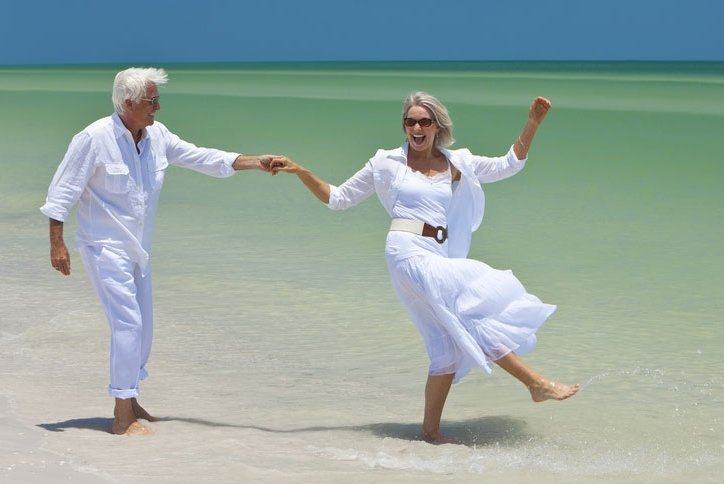 Why Are Older People So Happy?