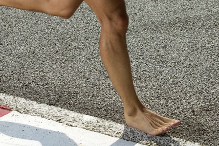 By the Skin of Our Feet: Running Barefoot