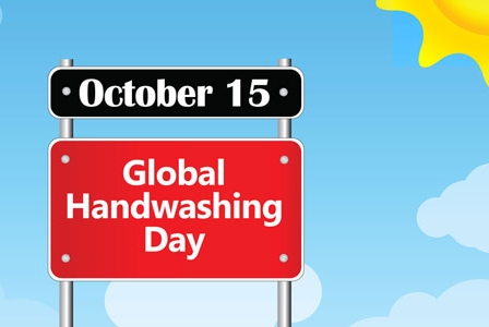 Happy global handwashing day!