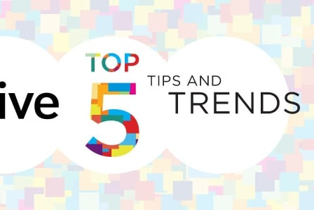 Friday's Top 5 Tips and Trends