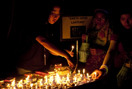 Power Down for Earth Hour