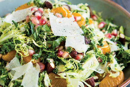 Meatless Monday: Winter Holiday Salad