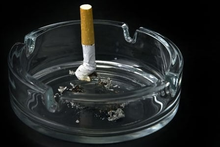 World No Tobacco Day - Butt Out!
