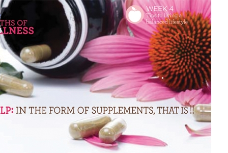 #2013alive: How are you Getting Help from Supplements?