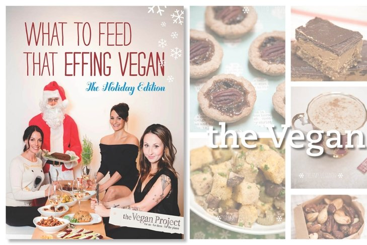 The Vegan Project's Holiday Recipes