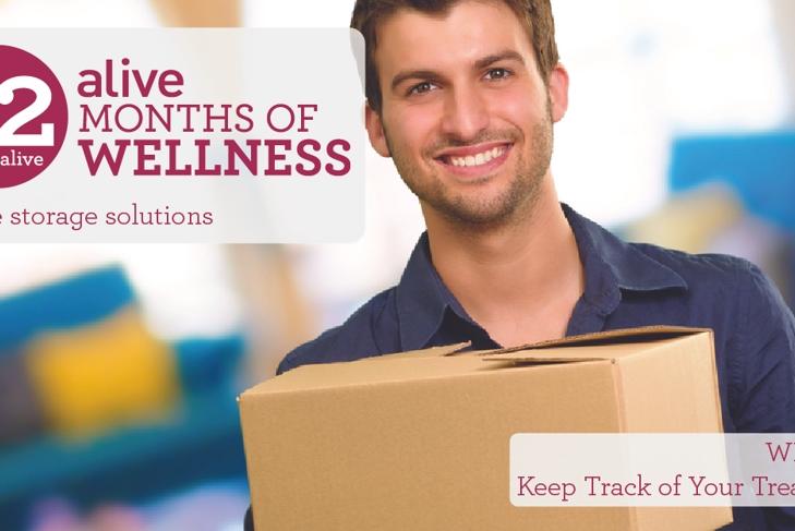 #2013alive: Embrace Simple Storage Strategies