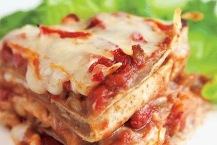 Making Lasagna Awareness Month a Little Less Cheesy