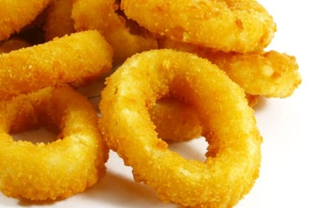 Make Healthy, Homemade Onion Rings for National Onion Ring Day